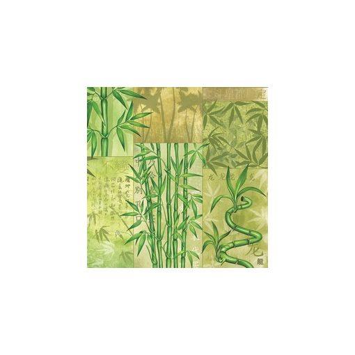 SLOG013101 Szalvéta, bambuszok