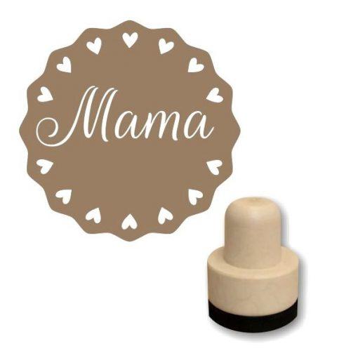 Guminyomda kör, 3cm-es - Mama  FS30-W023