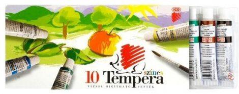 Tempera készlet 10db-os ICO SÜNI 16ml M06011K10/18774