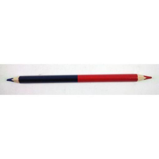 Postairón, MILAN, vastag, háromszög, piros-kék F35174000