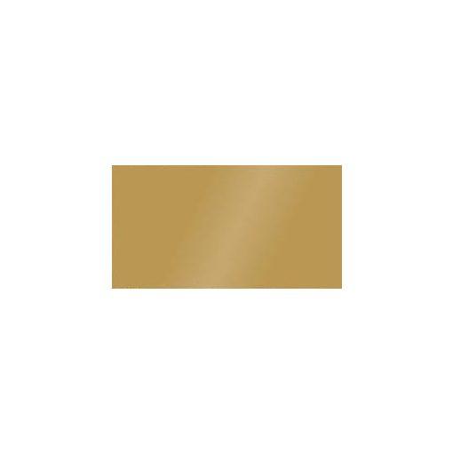 Barkácskarton A/4 300gr, mindkét old. színes - Arany