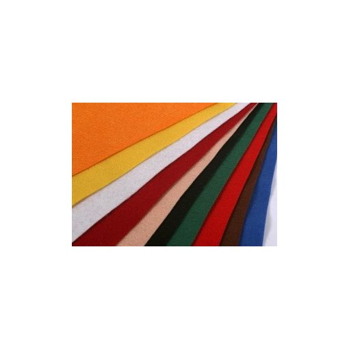 Filclap 20x30cm 1mm 25 színben