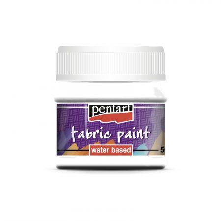 Pentart textilfesték 50 ml, 25 színben