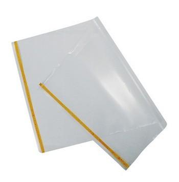 Tankönyvborító PVC 45*25 cm öntap. ragasztócsíkkal 10db/cs N12901010/24638
