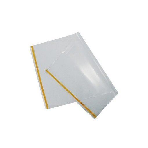 Tankönyvborító PVC 52*31cm öntap.ragsztócsíkkal 10db/cs N12902010/24639