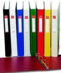 Gyűrűs iratrendező A/4 4 gyűrűs, 3,5cm 6 színben 87417-