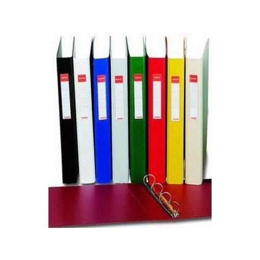 Gyűrűs iratrendező A/4 4 gyűrűs, 3,5cm  -  Fehér 87417-