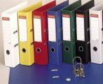 Karos iratrendező A/4 7,5cm, 5 színben C12301-/25557