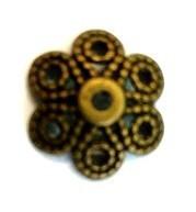 Gyöngykupak antik 13mm 20/cs 1286C