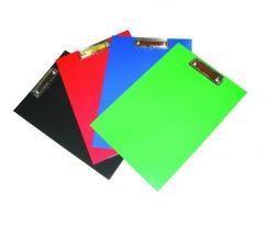 Felírótábla A/4 PVC borítású, 4 színben 25986