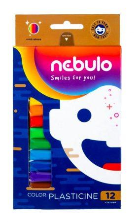 Gyurma 200g Nebuló 12 db-os, színes M09023200/ 91831