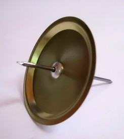 Gyertyatüske 5 cm-es, 4 db/cs 50-1092