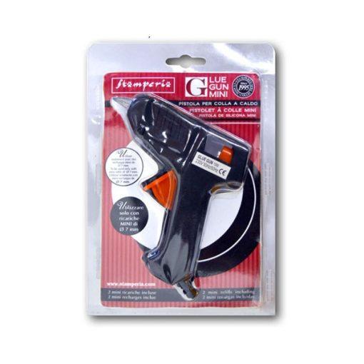Ragasztópisztoly 10W 7mm /vékony betétes, KRH02
