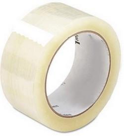 Csomagzáró ragasztószalag, átlátszó 48 mm x 60 m