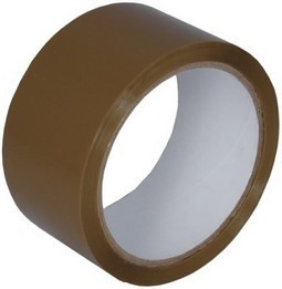 Csomagzáró ragasztószalag, barna 48 mm x 60 m