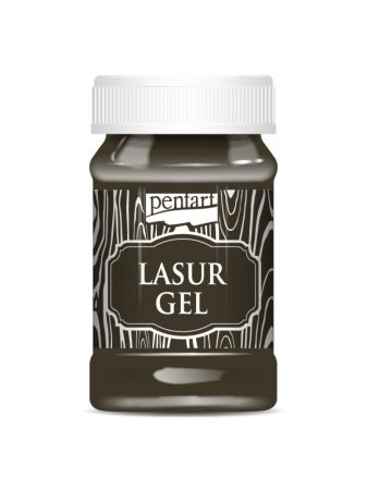 Pentart lazúrgél 100 ml 17 színben