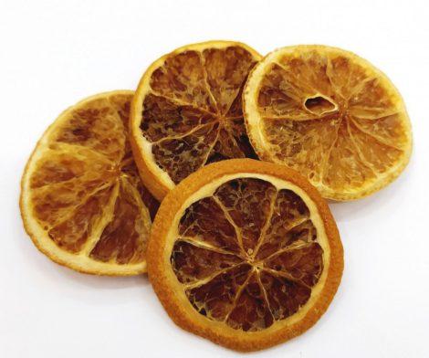Terméscsomag szárított narancs szelet  4db/cs 1135C
