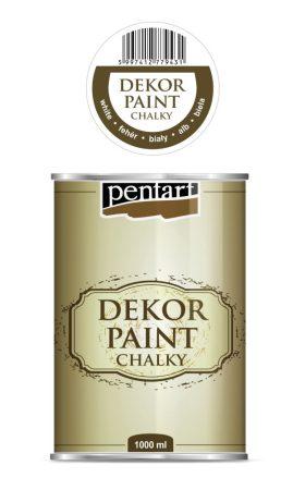 Pentart Dekorfesték / krétafesték 1000 ml 15 színben