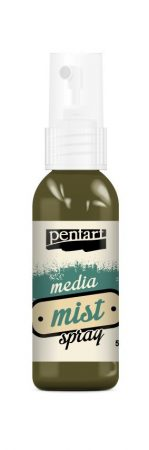 Pentart Média permetfesték spray 50ml 22 színben