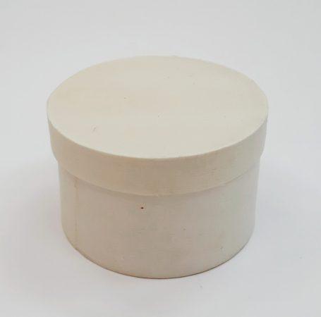 Háncsdoboz, kör 6,5x4 cm 5889