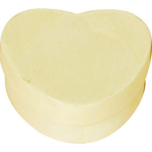 Háncsdoboz, szív 6x5,5x4 cm 5900/C90-1011