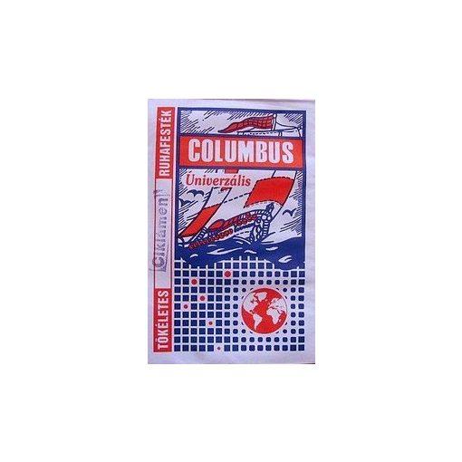 Ruhafesték / batikfesték Colombus 5g - Citromsárga