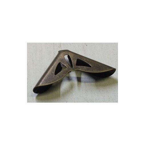 Fém sarokvédő 2*4 cm, 8/cs 0081C