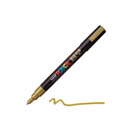 Akril toll / marker Posca UNI PC-3M 0,9-1,3mm 16 színben