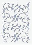 Stencil / Sablon HDS15-020 15*20cm*0,1mm Inda 1