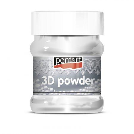 Pentart 3D por, 230 ml, 2 szemcseméretben