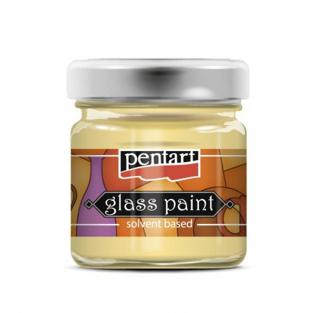 Pentart üvegfesték, alkoholos 30ml 31 színben