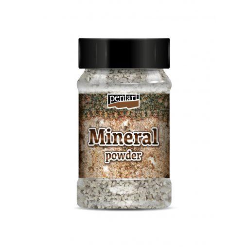 Pentart ásványpor, durva szemcsés kb.130g 3 színben