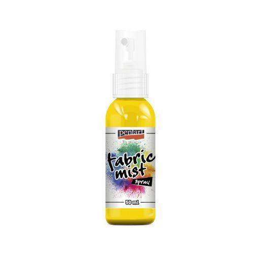 Pentart textilfesték spray 50ml  - Sárga