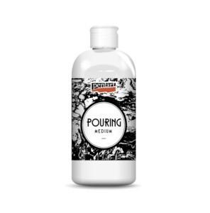 Pentart Pouring medium akrilfesték hígító 500ml 32919