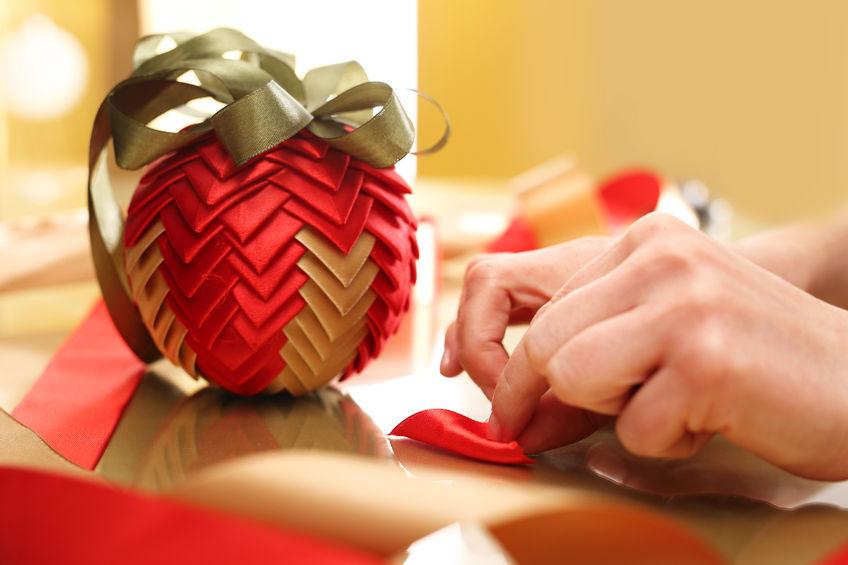 A saját készítésű karácsonyi dekorációkról bővebben