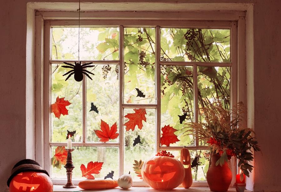 Dekorációs termékek a halloween-i díszítéshez!